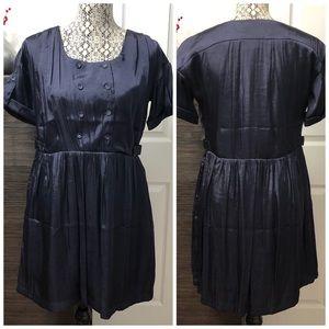 ⭐️ Navy Blue Dress